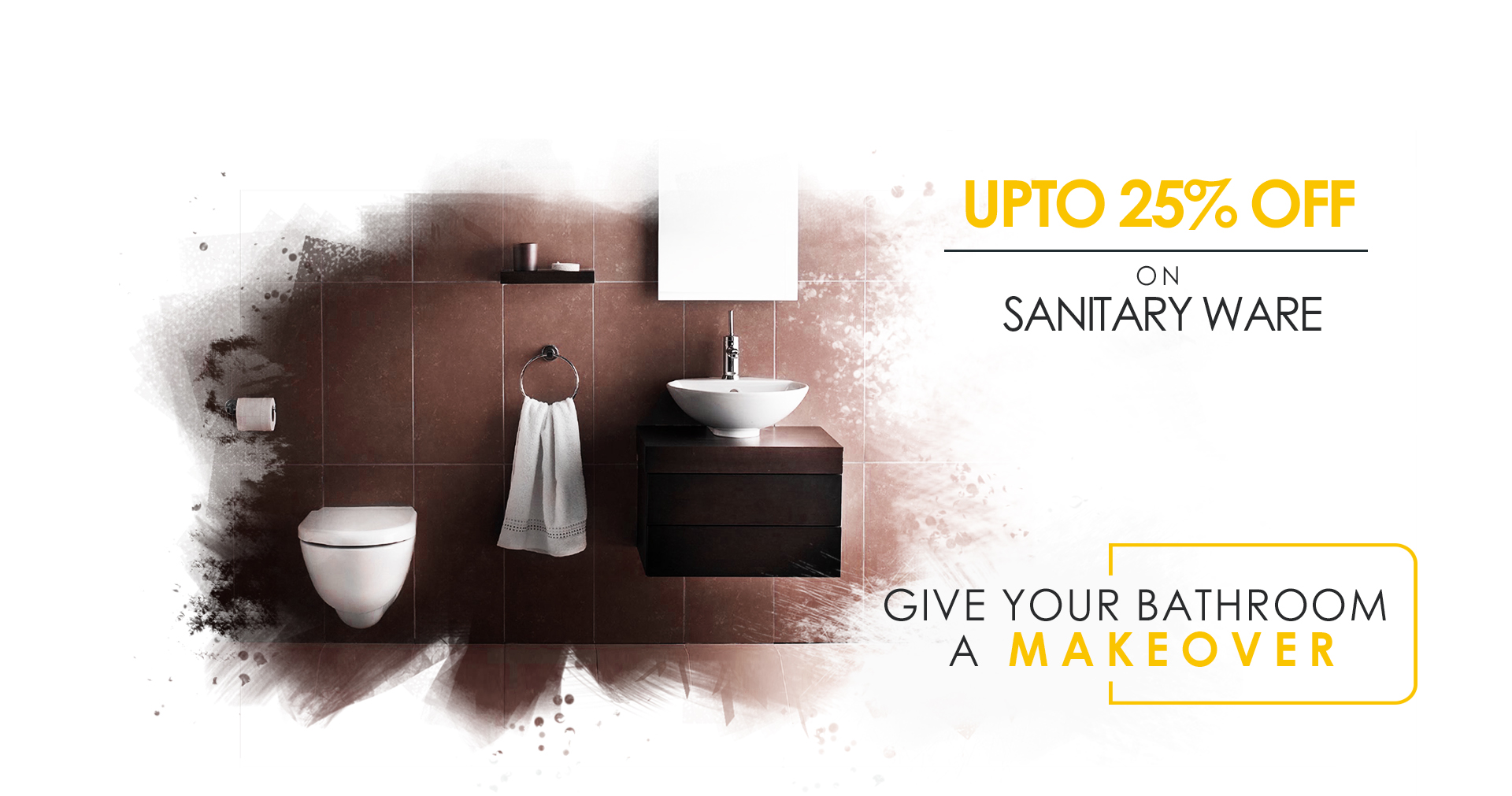 washbasins and WCs, sanitaryware and bathroom taps online