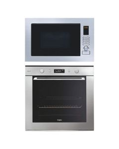 Whirlpool Oven And Microwave Combo STAINLESS STEEL COMBO 69