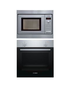 Bosch Oven And Microwave Combo STAINLESS STEEL COMBO 03