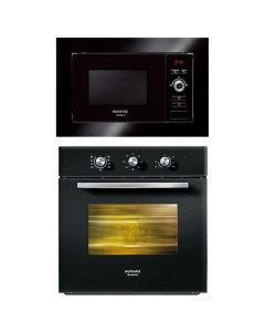 Elica Oven And Microwave Combo STAINLESS STEEL COMBO 17