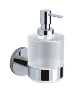 Jaquar Soap Dispenser With Glass Bottle - Continental Series ACN-1135N