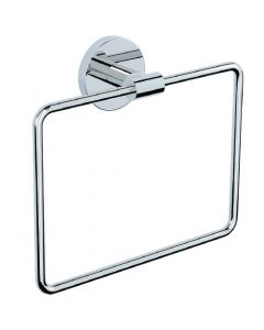 Jaquar Towel Ring Square - Continental Series ACN-1121N