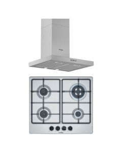 Bosch Chimney And Hob Combo STAINLESS STEEL COMBO 25