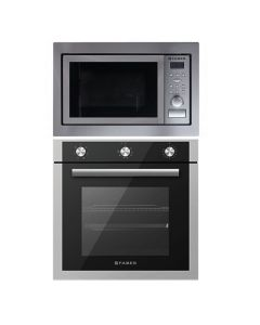 Faber Oven And Microwave Combo STAINLESS STEEL COMBO 11