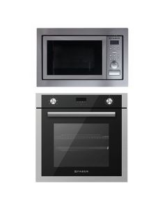 Faber Oven And Microwave Combo STAINLESS STEEL COMBO 12