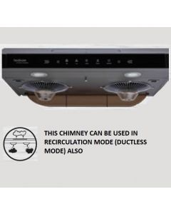 Hindware Chimney Auto Clean Hoods Series SCARLET 71