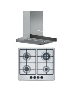 Bosch Chimney And Hob Combo STAINLESS STEEL COMBO 26